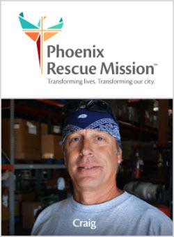 Craig's Story - Phoenix Rescue Mission